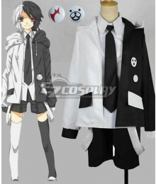 Danganronpa Monokuma Male Cosplay Costume