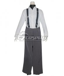 Edward Scissorhands Horror Halloween Cosplay Costume - B Edition