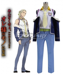 Dance with Devils  Mage Nanashiro Cosplay Costume