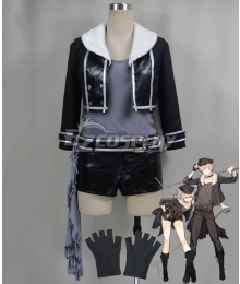 Ensemble Stars Undead Rei Sakuma Female Cosplay Costume