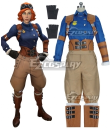 Fortnite Battle Royale Airheart Cosplay Costume