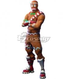 Fortnite Battle Royale Merry Marauder Skin Cosplay Costume