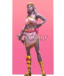 Fortnite Battle Royale Stoneheart Cosplay Costume