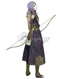 Fire Emblem Echoes: Shadows of Valentia Leon Cosplay Costume
