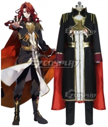 Fire Emblem: Genealogy of the Holy War Arvis Cosplay Costume
