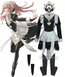 Fire Emblem Fates IF Felicia Cosplay Costume