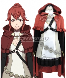 Fire Emblem Fates IF Anna Cosplay Costume