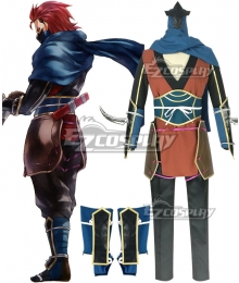 Fire Emblem Fates IF Saizo Cosplay Costume