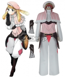 Fire Emblem Fates IF Forrest Cosplay Costume