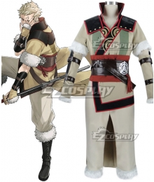 Fire Emblem Awakening Owain Cosplay Costume