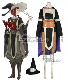 Fire Emblem Miriel Cosplay Costume