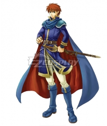 Fire Emblem Eliwood Cosplay Costume