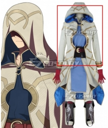 Fire Emblem Heroes Kiran Cosplay Costume - Only the Cloak