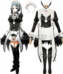 Fire Emblem Fates IF Flora Cosplay Costume - Premium Edition