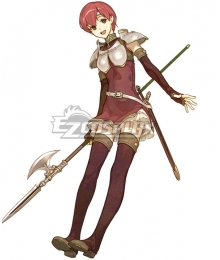 Fire Emblem Echoes: Shadows of Valentia Est Cosplay Costume
