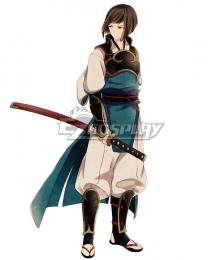 Fire Emblem Awakening Hisame Cosplay Costume