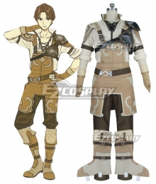 Fire Emblem Echoes: Shadows of Valentia Robin Cosplay Costume