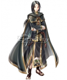 Fire Emblem: Path of Radiance Soren Cosplay Costume