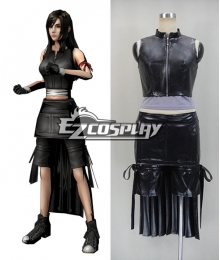 Final Fantasy VII Tifa Lockhart Cosplay Costume B Ver