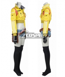 Final Fantasy XV Cindy Aurum Cosplay Costume - Jacket Only