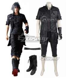 Final Fantasy XV Noctis Lucis Caelum Cosplay Jacket - Only Jacket