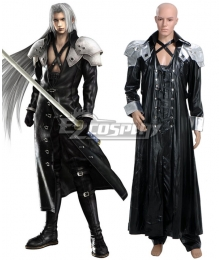 Final Fantasy VII Sephiroth Cosplay Costume