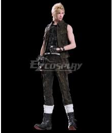 Final Fantasy XV FFXV Prompto Argentum Cosplay Costume