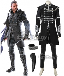 Kingsglaive: Final Fantasy XV FF15 Nyx Ulric Cosplay Costume - No Boots and Premium Edition