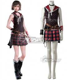 Final Fantasy XV Iris Amicitia Cosplay Costume - Premium Edition