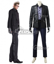 Final Fantasy XV FF15 Ignis Scientia Cosplay Costume