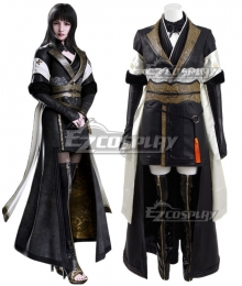 Final Fantasy XV Gentiana Cosplay Costume - Premium Edition
