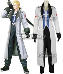 Final Fantasy VIII Seifer Almasy Cosplay Costume