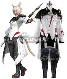 Final Fantasy XIV FF14 Y'shtola Rhul Yshtola Rhul Cosplay Costume