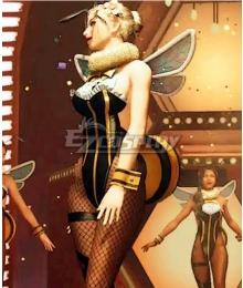 Final Fantasy 7 Remake Honey Bee Inn Dancer Cosplay Costume