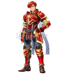 Fire Emblem Heroes The Bull Cain Cosplay Costume