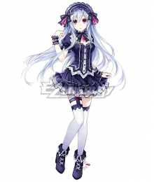 Fairy Fencer F Tiara Cosplay Costume