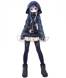 Fairy Fencer F Effole New Cosplay Costume