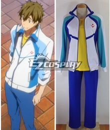 Free! Iwatobi High School Sports Wear Cosplay Costume