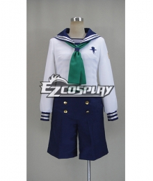 Free!Tachibana Makoto Sailor suit cosplay costume