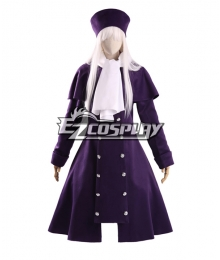 Fate/Stay Night UBW Illyasviel von Einzbern Cosplay Costume