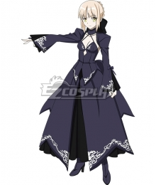 Fate Grand Order Fate Stay Night Saber Alter Cosplay Costume