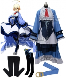 Blazblue Central Fiction XBlaze Code Embryo ES Embryo Storage Cosplay Costume