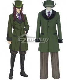 Fate Grand Order First Order Lev Lainur Cosplay Costume