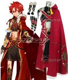 Fate Grand Order Rider Iskandar Cosplay Costume
