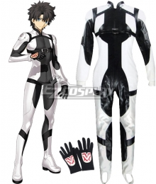 Fate Grand Order Male Master Chaldea Combat Uniform Cosplay Costume