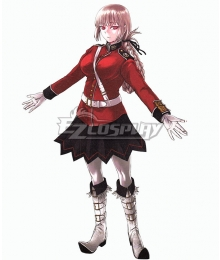 Fate Grand Order FGO Nightingale Cosplay Costume