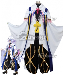 Fate Grand Order Caster Merlin Cosplay Costume