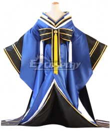 Fate Grand Order Fate Extra Tamamo no Mae Kimono Cosplay Costume