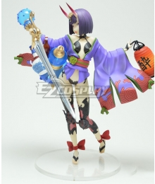 Fate Grand Order Assassin  Shuten Douji Cosplay Costume - No Leg cover
