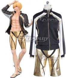Fate Grand Order Fate EXTELLA Gilgamesh Sanbi Seyo Miwaku no Nikubi Ver. Cosplay Costume